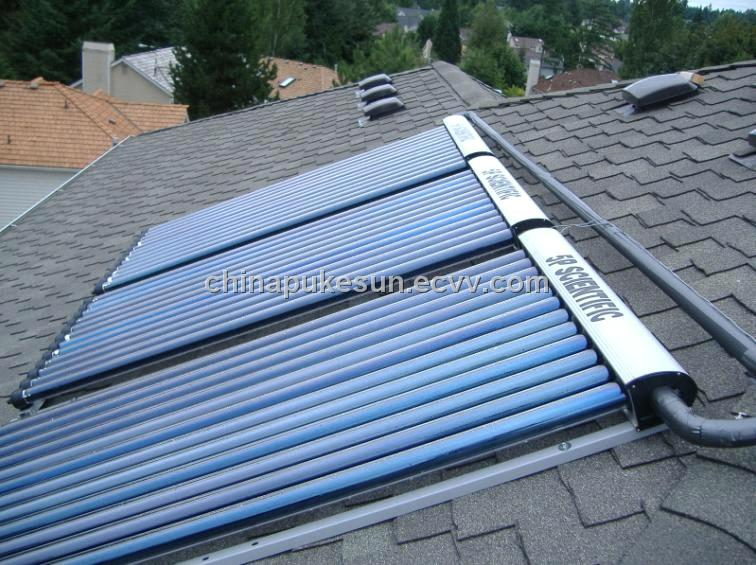 Solar Water Heater - Solar Powered Water Pump - Solar Energy Water