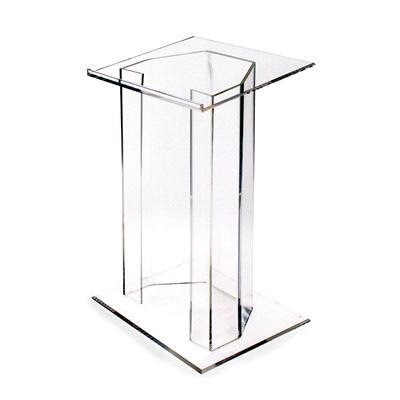 Acrylic podium purchasing, souring agent | ECVV.com ...