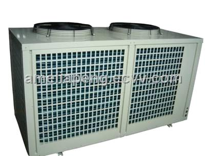 Low Temperature Air Source Heat Pump with Heat Recovery