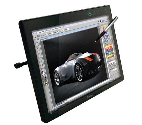 P-Active 19 inches LCD Tablet Monitor