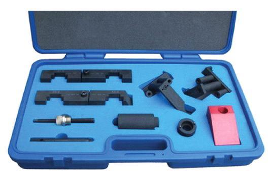 Camshaft timing tool kit - A potência do motor rotativo