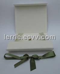 Folding Chocolate Box