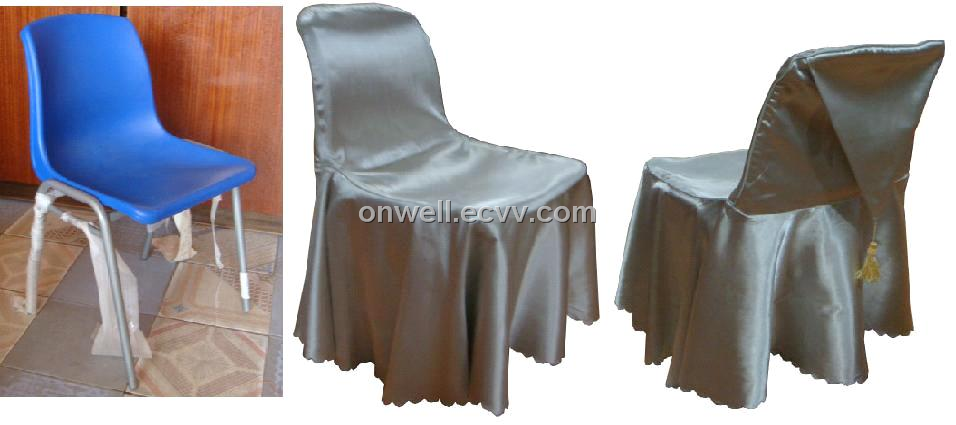 Plastic Chair Cover Y PC02 Y PC02 China plastic Chair Cover wedding ch