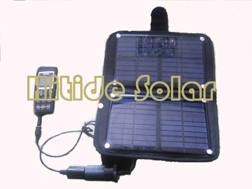 Solar Charger Kit