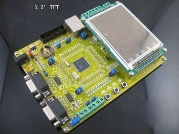 arm cortex-m3 evaluation board (stm32f107)
