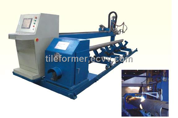 Flame Plasma Intersection Cutting Machine