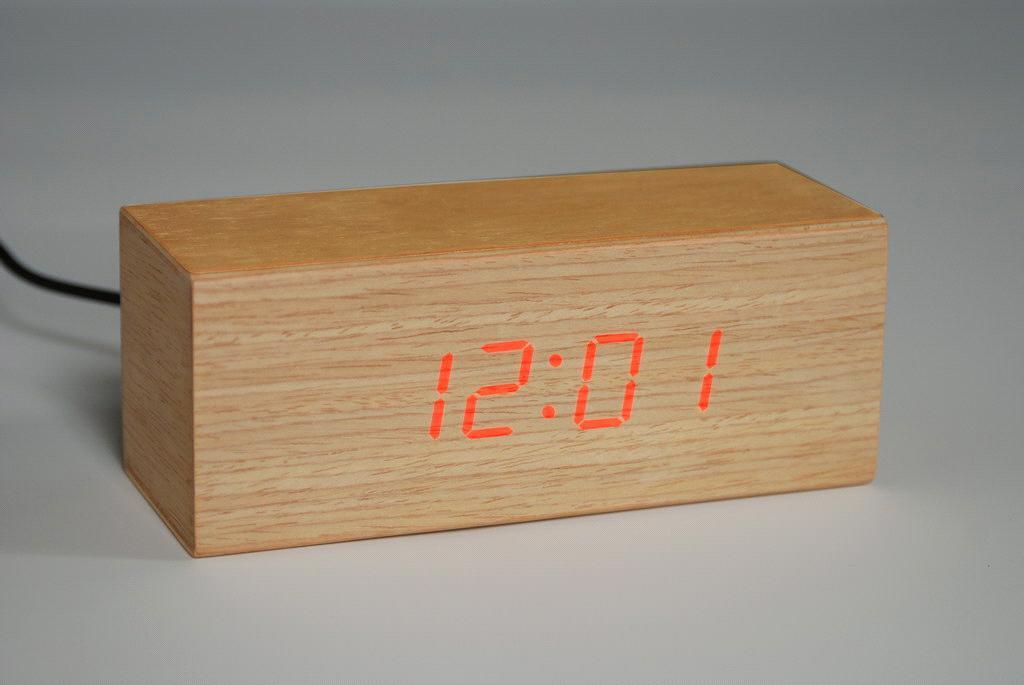 Wooden Led Alarm Clock Purchasing Souring Agent Ecvv