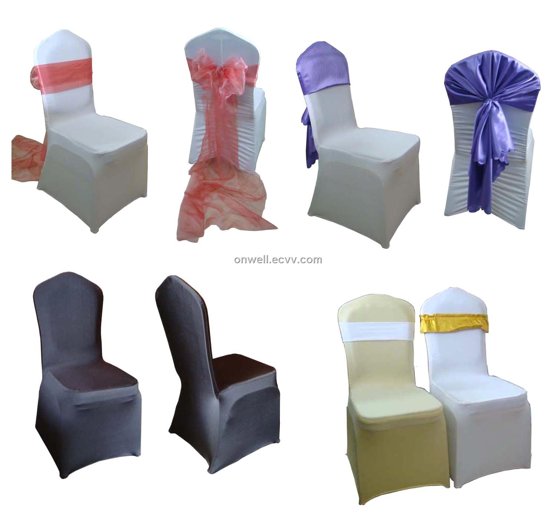 Spandex Chair Covers Wedding Ruffled Skirt Spandex Chair Cover