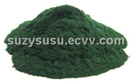 Spirulina Platensis and Maxima