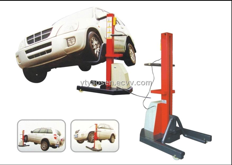 Automotive Wheel Alignment Tools