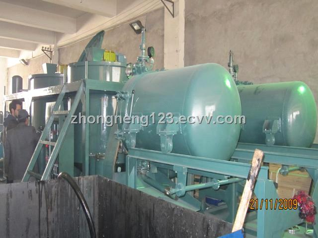 Used Oil Recycling System For Engine Motor Oil Oil