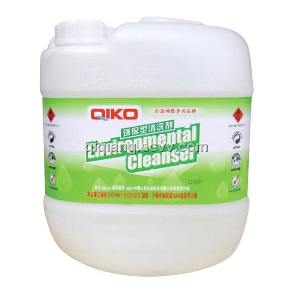Industrial cleaning agent