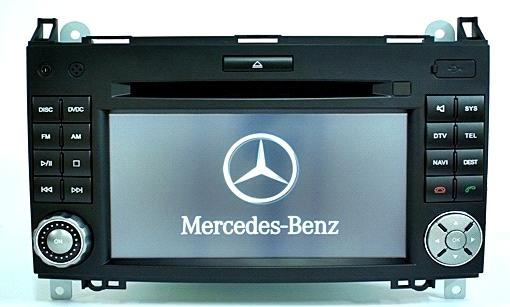 Mercedes benz viano comand system cd dvd hdd nav system for Mercedes benz comand system upgrade