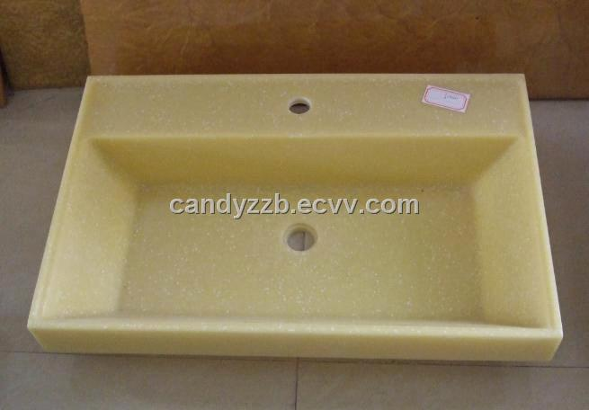 Acrylic Sink Manufacturers Mail: KKR Fashion Style& Best Price Corian Acrylic Sinks From