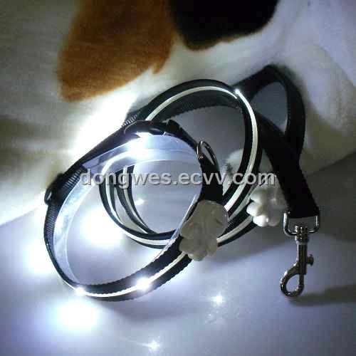 Flashing Dog Collar Pet Superarket