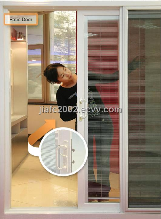 PVC Sliding Door American Style AFT20 China PVC Door Alliance