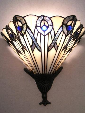 Tiffany Wall Sconces (W007) - China wall lamp, WYL