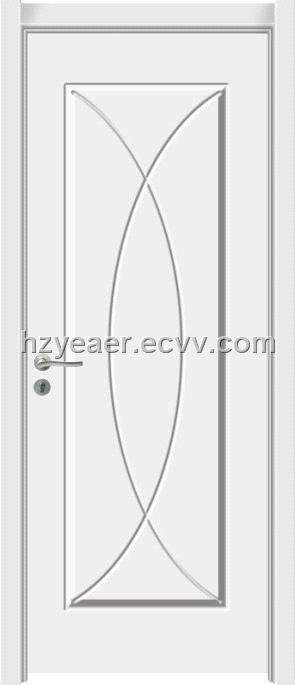 Exterior White Primed Doors