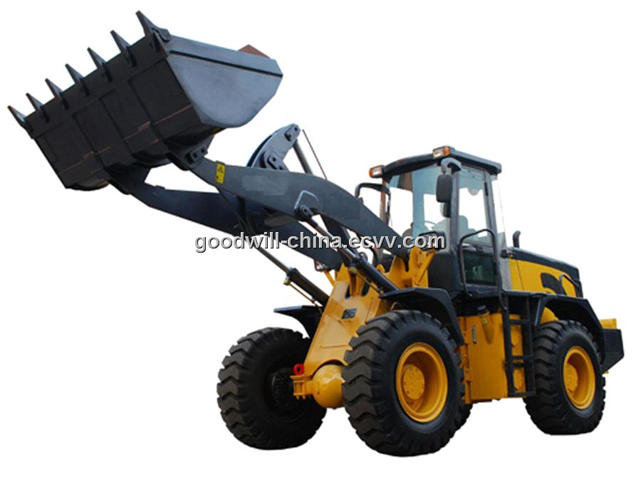 5 Ton YTO Wheel Loader (GW50F) GW50F