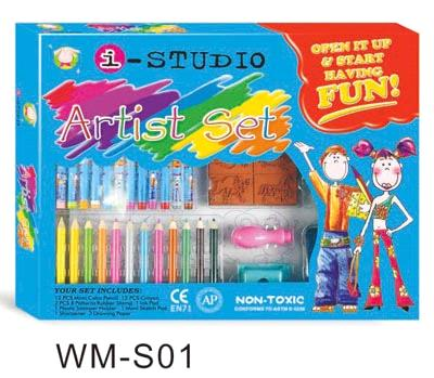 Artist Set WM-S01