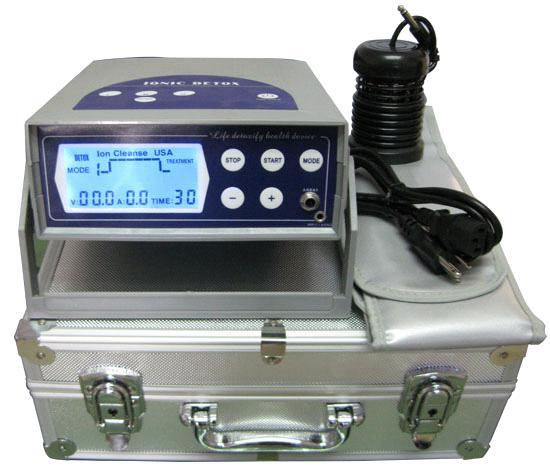 Big Lcd Ion Aqua Detox Foot Spa Purchasing Souring Agent