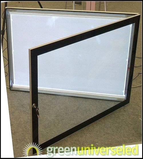 Slim Advertising Light Box,Outdoor LED Light Box,LED Picture Frame3