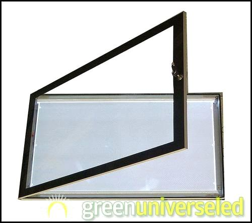 Slim Advertising Light Box,Outdoor LED Light Box,