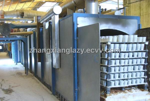 Ceramic Firing Equipment---Shuttle Kiln , Tunnel Kiln