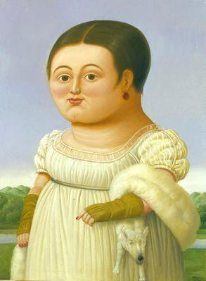 Famous Paintings Fernando Botero Paintings For Sale