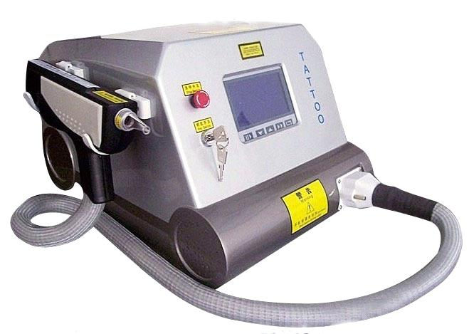 Laser tattoo removal machine portable q swiched bed 210 for What is the best tattoo removal laser machine