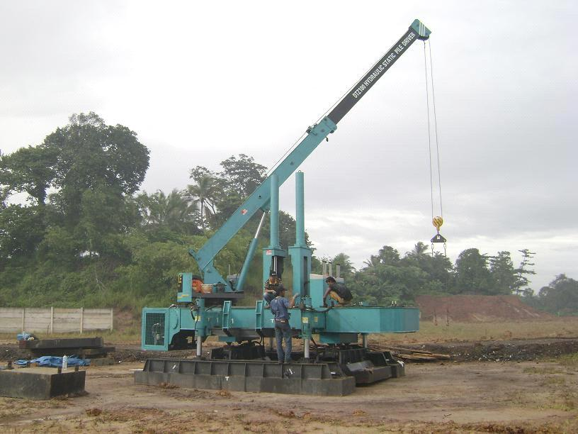 Piling Machine Purchasing Souring Agent Ecvv Com