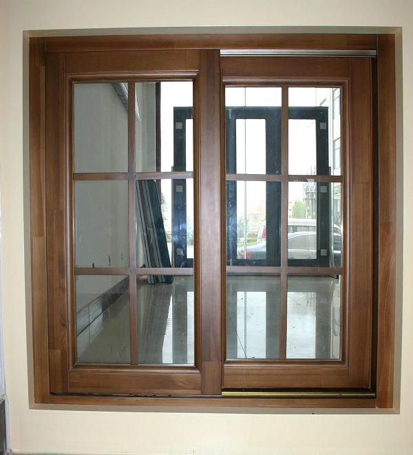China Aluminum Window : Aluminum with wood cladding window purchasing souring