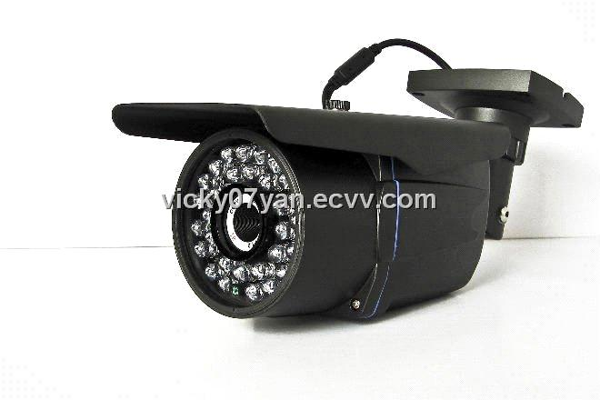 IR cctv camera with bracket