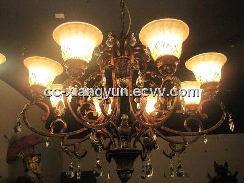 Newest Technology Vintage Europe Ceiling Lamp 89014 8