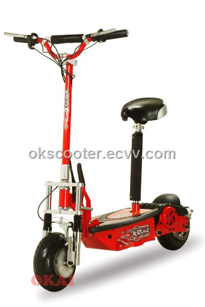 Folding Electric on Easy Folding Electric Scooter   China 1000w Easy Folding Electric