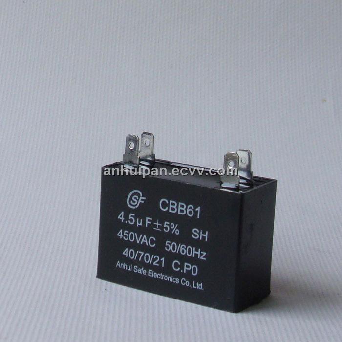 4.5uf 450volt CBB61 Motor Capacitor purchasing, souring ...