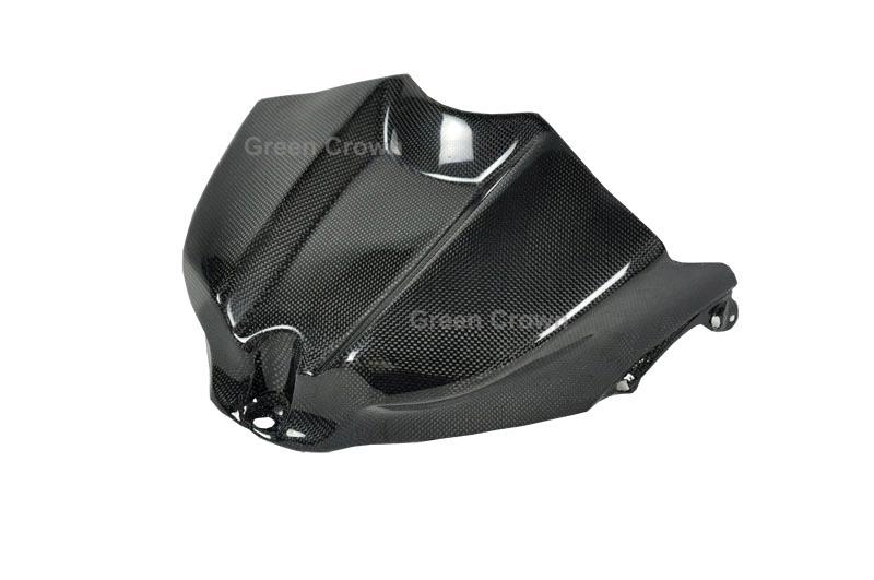 Carbon fiber parts gt carbon fiber tank cover for yamaha r1 09