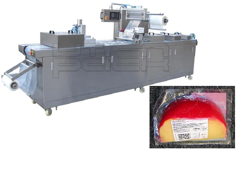 vacuum machine for food packaging