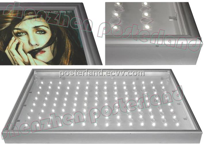 Large Outdoor All Led Backlit Light Box 7mx2m Purchasing