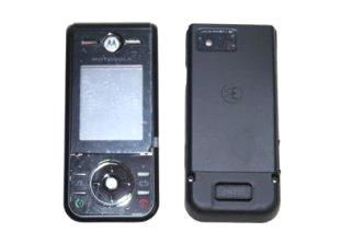 Mobile phone housing for Motorola ZN200 MOT-ZN200