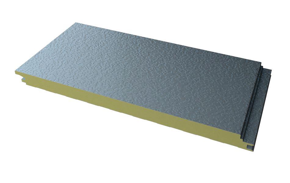 Polyurethane Sandwich Panel : Music wave pu foam sheet sandwich panel purchasing