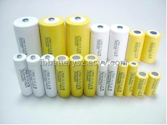 Ni Cd Rechargeable Battery Aaa Aa A Sc C D Sizes