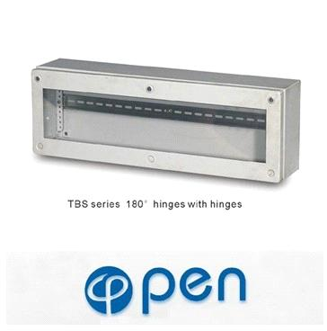 TBS hinges with screw