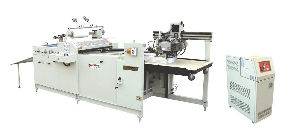Zxfm 800 Amp 1000 Automatic Thermal Film Laminating Machine