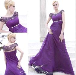 Purple evening dresses plus size – Dress ideas