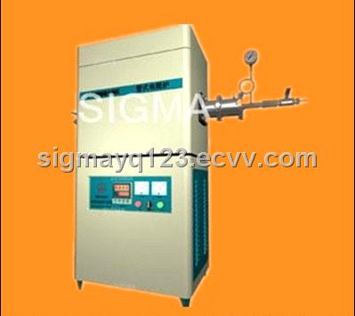 Vacuum Atmosphere Tube Furnace (Diameter 100 Mm / 1200 Celsius Degree)