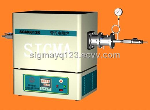 Vacuum Atmosphere Tube Furnace (Diameter 100 Mm / 1200 Celsius Degree)2