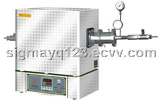 Vacuum Atmosphere Tube Furnace (Diameter 100 Mm / 1200 Celsius Degree)3