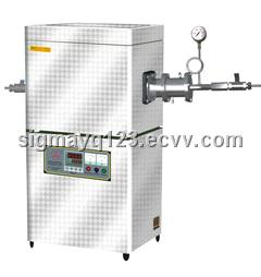 vacuum atmosphere tube furnace (Diameter 100 mm / 1700 Celsius degree)2