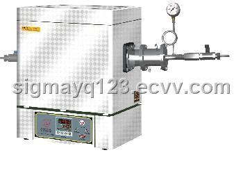 vacuum atmosphere tube furnace (Diameter 100 mm / 1700 Celsius degree)1